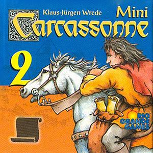 Carcassonne: Mini Expansion #2 - The Messages