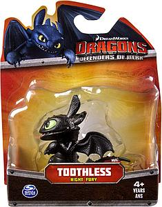 Spin Master Dragons: Defender of Berk 3 Inch: Toothless Night Fury (Standing)