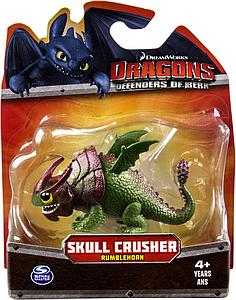 Spin Master Dragons: Defender of Berk 3 Inch: Skullcrusher