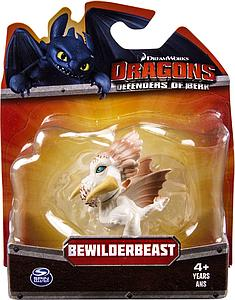 Spin Master Dragons: Defender of Berk 3 Inch: Bewilderbeast