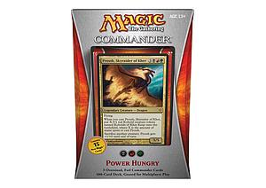 Magic the Gathering: Commander 2013 - Power Hungry Deck
