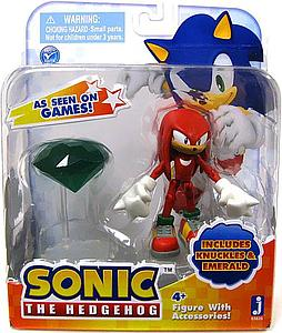 "Sonic the Hedgehog 3.5"": Knuckles & Emerald"