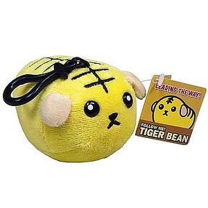 Toynami Mameshiba Clip On Plush: Tiger Bean