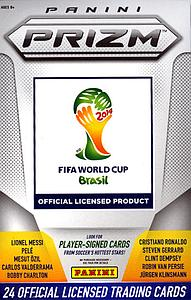 Panini World Cup Soccer Prizm: 2014 Box
