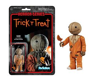 ReAction Figures Horror Series Trick'r'Treat Sam (Retired)