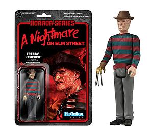 ReAction Figures Horror Series A Nightmare on Elm Street Freddy Krueger (Vaulted)