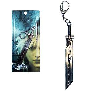 Final Fantasy VII Keychain Cloud's Buster Sword