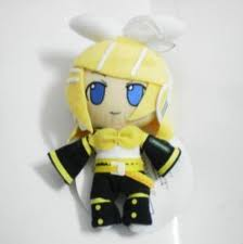 "Plush Toy Vocaloid 12"" Rin"