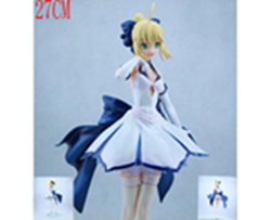 Fate Stay Night: Saber Dress Code