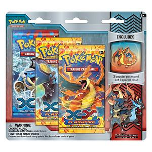 Pokemon Trading Card Game Collector's Pin Pack: Mega Charizard Y