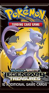 Pokemon Trading Card Game: Black & White Legendary Treasures Booster Pack