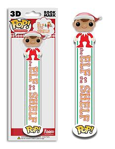Pop! The Elf on the Shelf 3D Bookmarks The Elf on the Shelf (Vaulted)