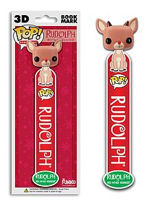 Pop! The Red Nosed Reindeer 3D Bookmarks The Red Nosed Reindeer (Vaulted)