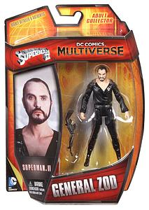 "Mattel DC Comics Multiverse 3 3/4"": General Zod"