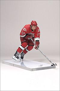 NHL Sportspicks Series 15 Eric Staal (Carolina Hurricanes) Red Jersey