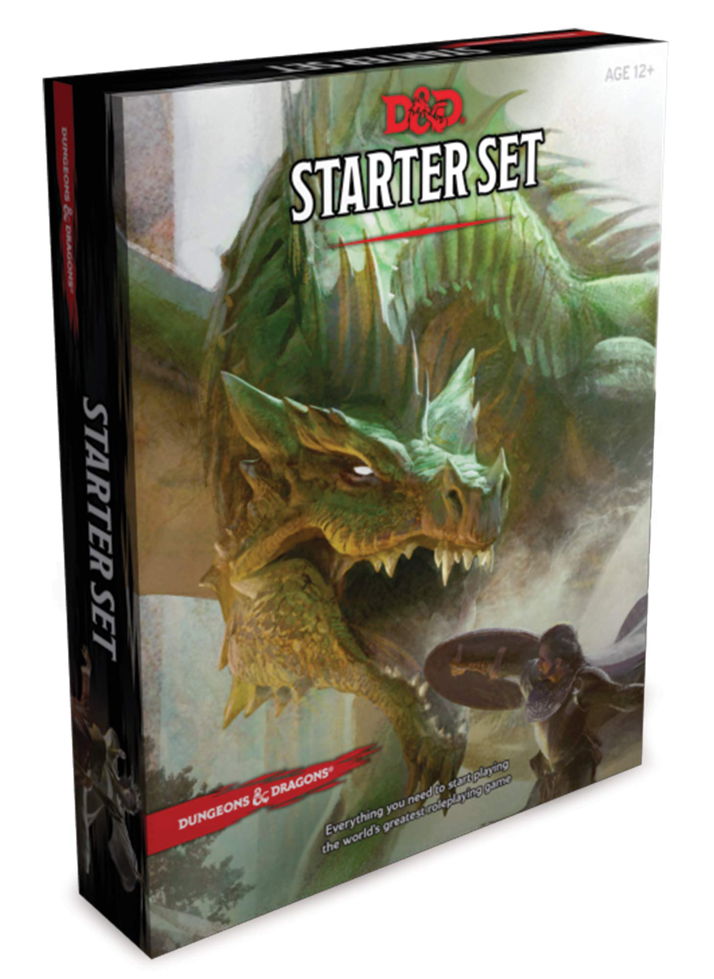 Dungeons & Dragons: Starter Set Box (Fifth Edition)