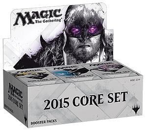 Magic the Gathering: Magic 2015 Core Set - Booster Box