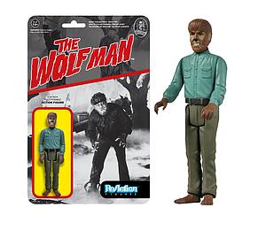 ReAction Figures Universal Monsters Series The Wolf Man (Retired)
