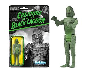 ReAction Figures Universal Monsters Series Creature from the Black Lagoon (Vaulted)