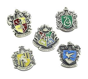 Harry Potter Box Set 5 Crest Pins