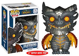 "Pop! Games World of Warcraft Vinyl Figure 6"" Deathwing #32"