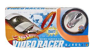 Hot Wheels Video Camera Car: Video Racer