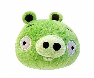 Plush Toy Angry Birds 5 Inch Pig