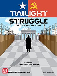 Twilight Struggle Deluxe 2016 Edition