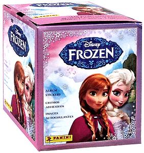 Panini Disney Frozen Sticker Collection: Sticker Box