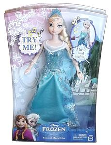 Disney's Frozen Musical Magic Doll: Elsa