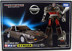 Transformers Masterpiece MP-18 Bluestreak