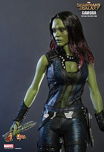 Marvel Guardians of the Galaxy Movie Masterpiece 1/6 Scale Figure Gamora