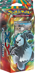 Pokemon Trading Card Game: XY Furious Fists Theme Deck: Dark Hammer