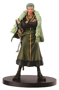 "One Piece 7"" Statue Grandline Men Zoro"