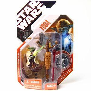 Star Wars Saga Legends 30th Anniversary: Yoda