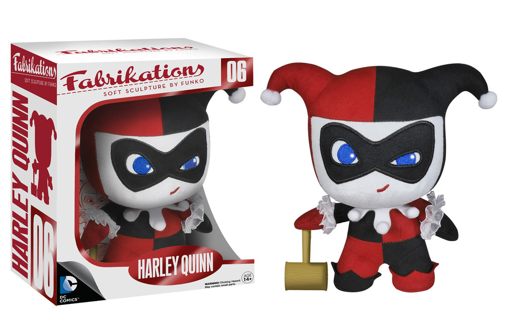 Fabrikations #06 Harley Quinn (Retired)