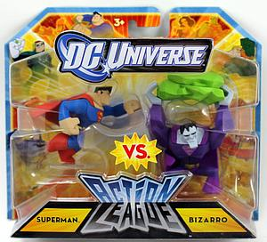 DC Universe Action League: Superman vs. Bizarro
