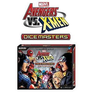 Marvel Dice Masters Avengers vs. X-Men: Set-Up Box