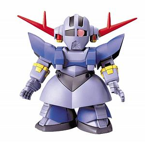 Gundam SD BB Model Kit: #234 MSN-02 Zeong