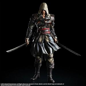 "Play Arts Kai Assassin's Creed IV 8"": Edward Kenway"
