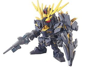 Gundam SD BB Model Kit: #391 Unicorn Gundam 02 Banshee Norn