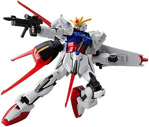 Gundam High Grade Gundam Seed 1/144 Scale Model Kit: R01 Aile Strike Gundam