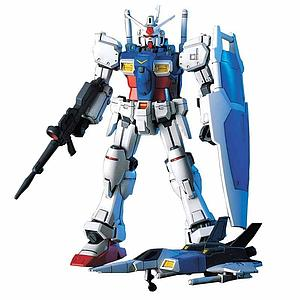 Gundam High Grade Universal Century 1/144 Scale Model Kit: #013 RX-78GP01 Gundam GP01