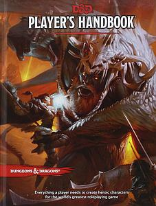 Dungeons & Dragons Fifth Edition: Player's Handbook (Fifth Edition)