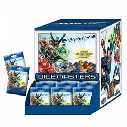 DC Dice Masters Justice League: Booster Box (90 packs)