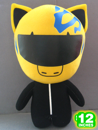 Durarara Plush Celty (12 Inch)