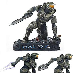 "Halo 4 Limited Edition 12"" Resin Statue - Master Chief"