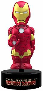 Solar Powered Body Knocker Iron Man