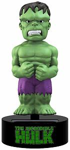 "6"" Solar Powered Body Knocker Hulk"