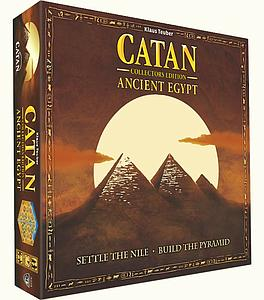 Catan: Ancient Egypt Collector's Edition